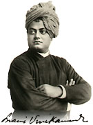 Portrait of Vivekananda